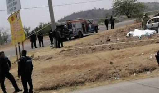 Linchan a dos secuestradores en Tetela, Puebla; fueron quemados vivos