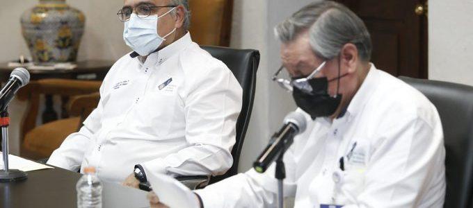 Registra Puebla 799 casos de COVID-19: Secretara de Salud