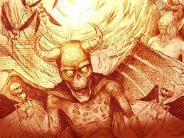 Mensajeros Secretos de Satanás