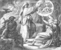 Saúl y la Adivina de Endor