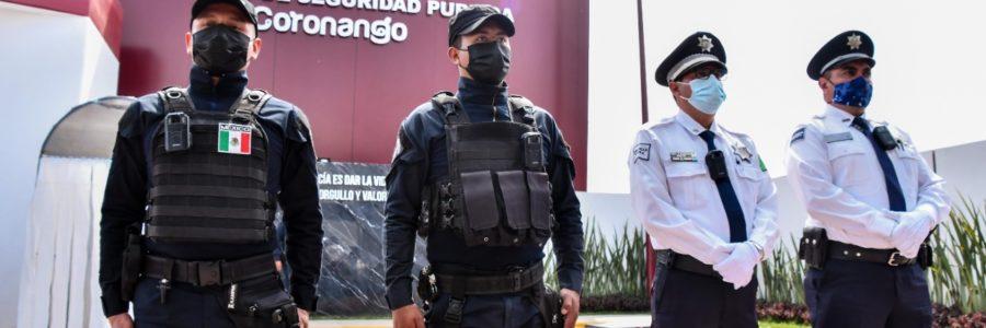 """Toño Teutli puso en marcha """"Pueblo Seguro, Ruta de Videovigilancia"""""""