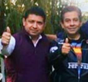 Juan Zacatelco y Adán Pastén van juntos por Cuautlancingo
