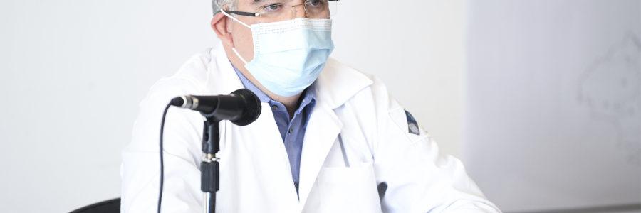 Inició segunda etapa de vacunación en la capital: Salud