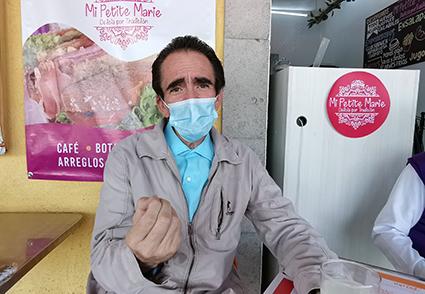 Soy delegado Solidario: Rodolfo Herrera