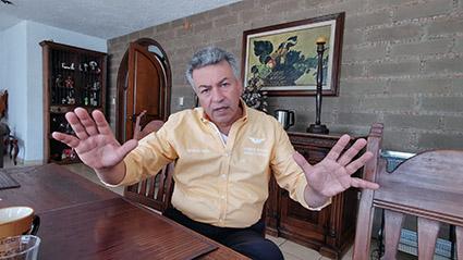 Venceremos el abstencionismo: Agustín De Teresa