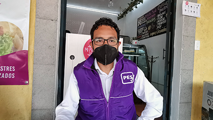 Urge reactivar la economía: Omar De la Rosa