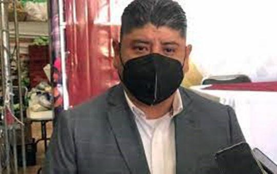 Llega la justicia a San Andrés Cholula: Roberto Maxil