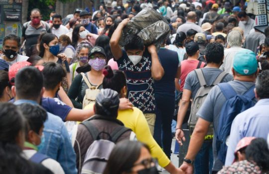 Son en México 212 mil 339 muertos confirmados por COVID-19