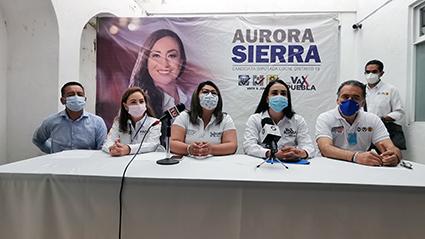 Abre casa de Campaña Aurora Serra