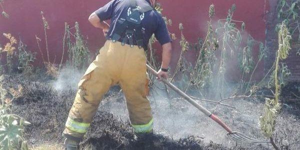 Siguen generando incendios
