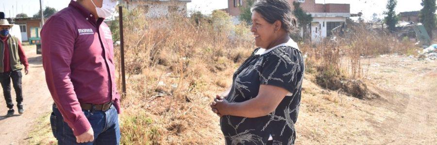 Reconoció Toño Teutli el papel de las madres para el desarrollo de Coronango