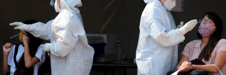 México llega a 217 mil 233 muertos confirmados por COVID-19