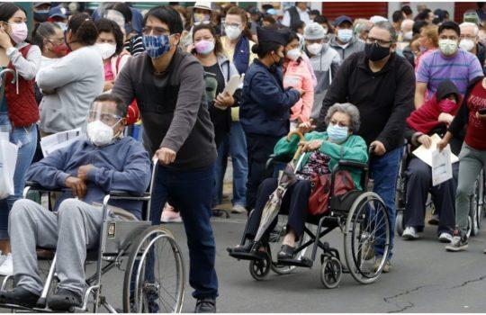 México suma 219 mil 323 muertos y 2 millones 368 mil 393 casos confirmados por COVID