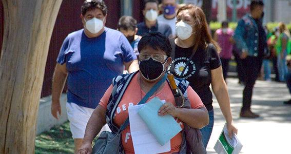 Se llega en México a los 217 mil 345 muertos y 2 millones 349 mil 900 casos confirmados por COVID-19