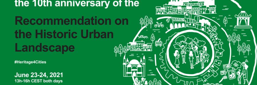 Participa Puebla en Aniversario de Recomendación de UNESCO sobre Paisaje Urbano Histórico