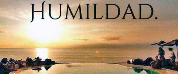 La Humildad te Engrandece