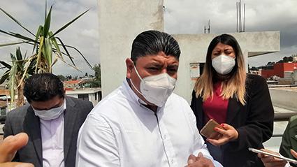 San Andrés Cholula, no generará condiciones para llegada de empresas que atenten contra recursos naturales