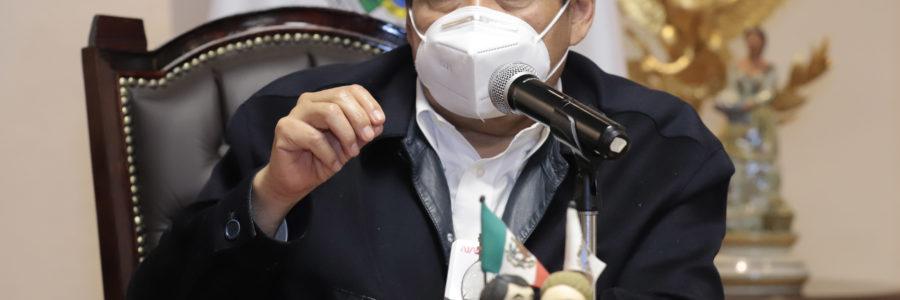Atiende gobierno del Estado caso de estudiantes poblanos contagiados en Cancún: MBH