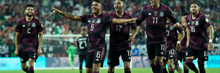 México pasa a semifinales de la Copa Oro tras vencer 3-0 a Honduras