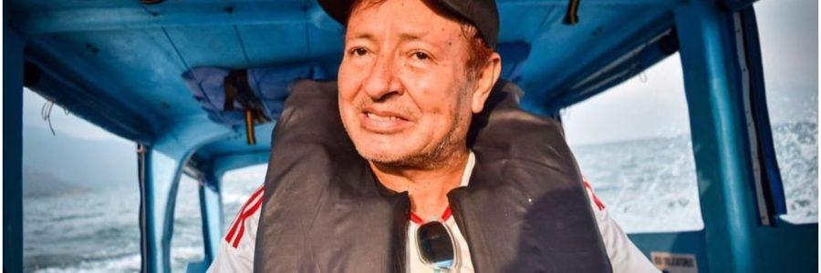 Intuban a Sammy Pérez tras presentar complicaciones con el COVID-19