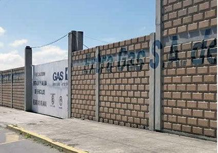 Por abusivos les clausuran la planta de gas