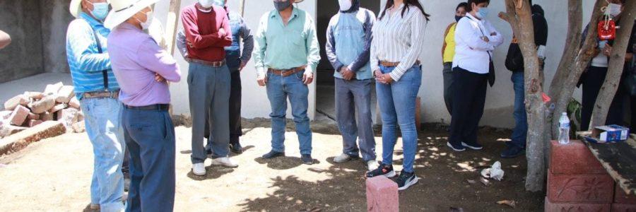 Una realidad el nuevo panteón en santa María Atexcac, Huejotzingo