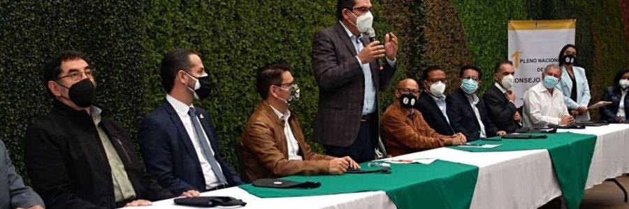 FROC-ConLabor realiza su primer pleno del Consejo Nacional Laboral en el estado de Puebla