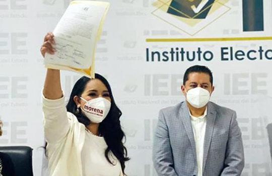Tonantzin Fernández, dará continuidad a labor legislativa