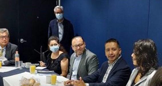 Polo turístico será San Andrés: Tlatehui Percino