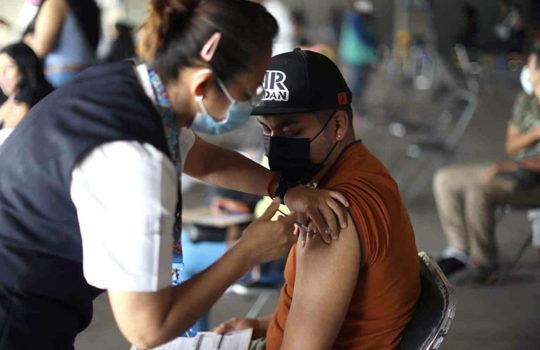 México registra 12 mil 521 nuevos casos y 815 muertes por covid en 24 horas