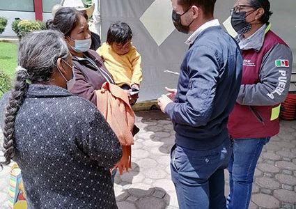 IPAM reactiva Jornadas Informativas para migrantes en San Martín Texmelucan