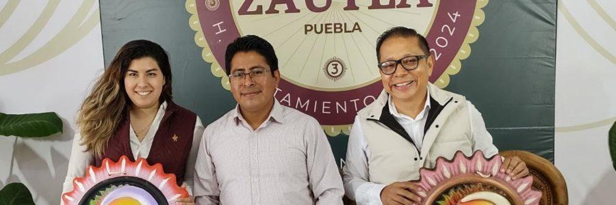 Un nuevo ciclo comienza para Zautla se realiza la presentación oficial de la marca de gobierno