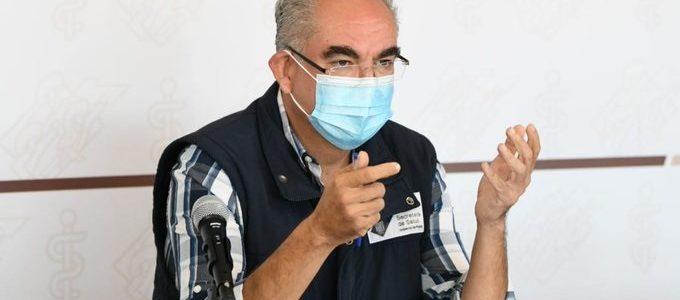 Confirma Salud arribo de 725 mil 250 vacunas para prevenir la COVID-19