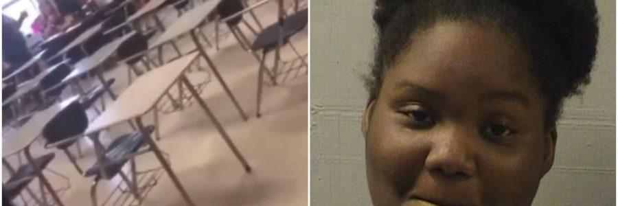 Estudiante golpea a maestra discapacitada solo por cumplir un reto viral