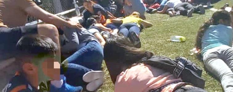 Asesinan a 4 policías en ataque armado en Zacatecas durante torneo de futbol infantil