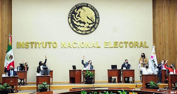 INE exigirá 2.85 millones de firmas para referéndum de revocación de mandato